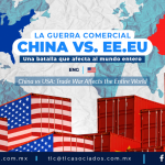 RI1 – La guerra comercial China vs. EE. UU: Una batalla que afecta al mundo entero/ China vs USA: Trade War that Affects the Entire World