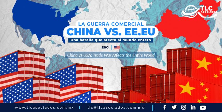 RI1 – La guerra comercial China vs. EE. UU: Una batalla que afecta al mundo entero/ China vs USA: Trade War that Affects the Entire World