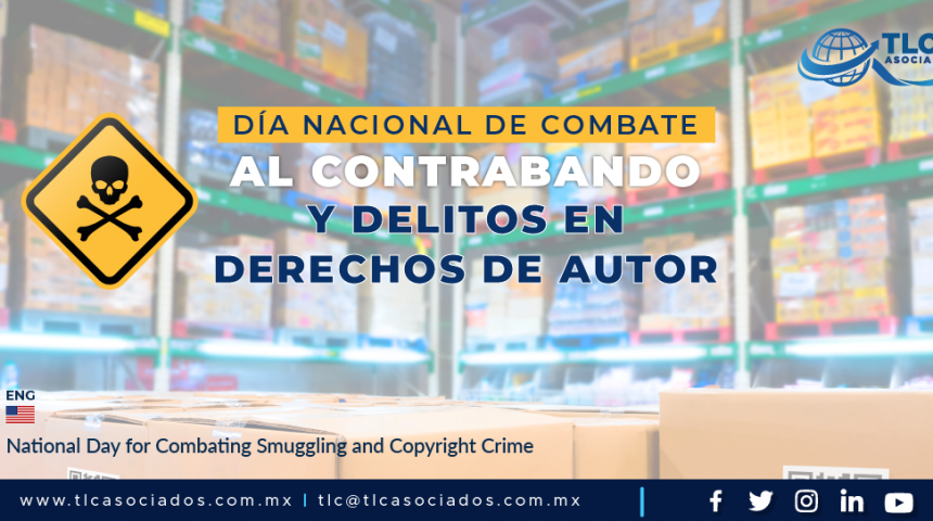 RI5 – Día Nacional de Combate al Contrabando y Delitos en Derechos de Autor/ National Day for Combating Smuggling and Copyright Crime