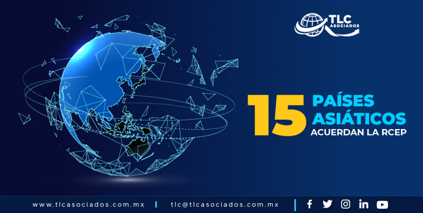T101 – 15 países asiáticos acuerdan la RCEP