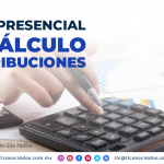 AL11 – Aviso presencial de cálculo contribuciones/ Tax Calculation On-Site Notice