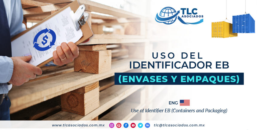 EN5 – Uso del identificador EB (Envases y Empaques)/ Use of Identifier EB (Containers and Packaging)