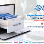 CS5 – Expediente electrónico forma parte de la contabilidad/ Electronic File Belongs to the Accounting