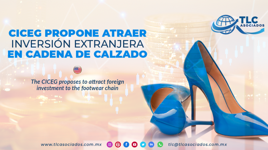 NC6 – CICEG propone atraer inversión extranjera en cadena de calzado/ The CICEG proposes to attract foreign investment to the footwear chain