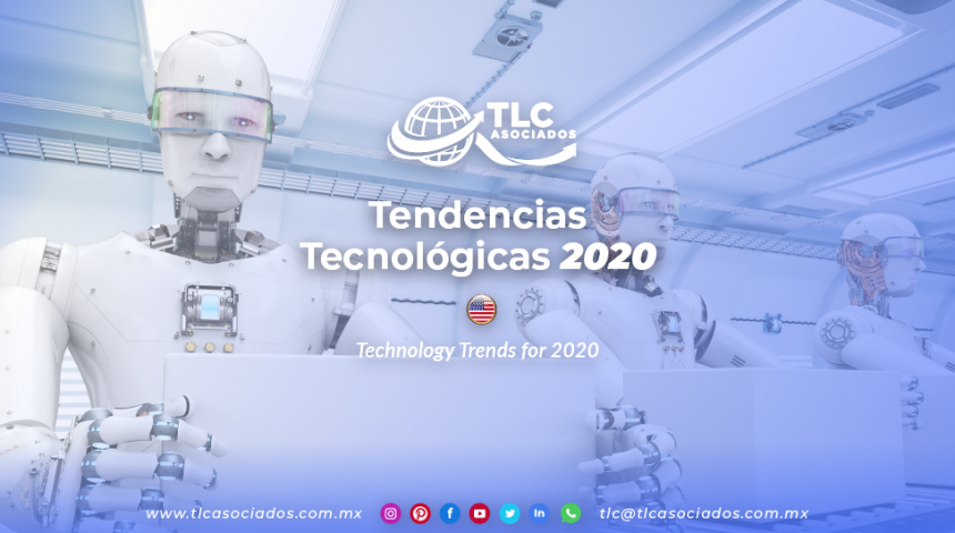 RI14 – Tendencias Tecnológicas 2020/ Technology Trends for 2020