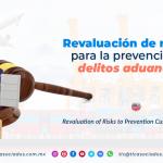 C15 – Revaluación de riesgos para la prevención de delitos aduaneros/ Revaluation of Risks to Prevention Customs Offences