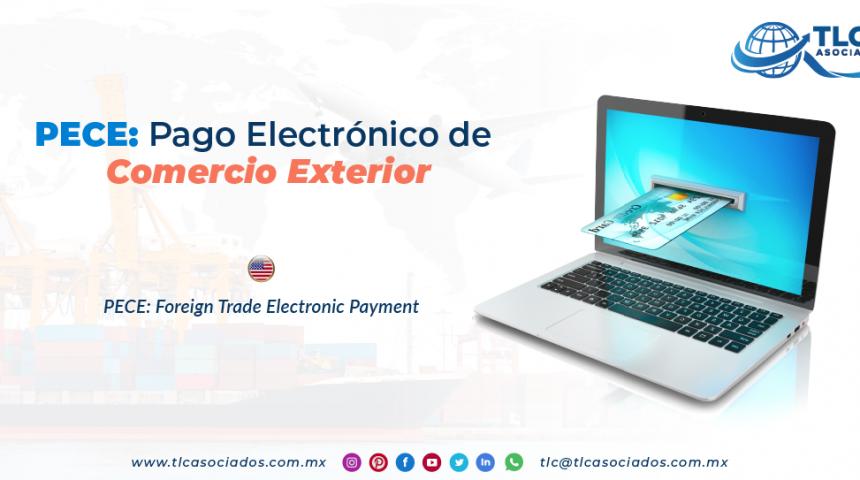 CS9 – PECE: Pago Electrónico de Comercio Exterior/ PECE: Foreign Trade Electronic Payment