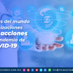 T114 – Economías del mundo y organizaciones toman acciones ante pandemia de Covid-19/ World Economies and Organizations Take Action Against the Covid-19 Pandemic