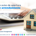 IC12 – Relevados de aviso de apertura régimen de arrendamiento/ Notice Regarding Lease Arrangements