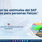 IC8 – ¿Cuáles son los estímulos del SAT a dividendos para personas físicas?/ What are the SAT's dividend incentives for individuals?