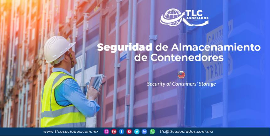 CO19 – Seguridad de Almacenamiento de Contenedores/ Security of Containers' Storage
