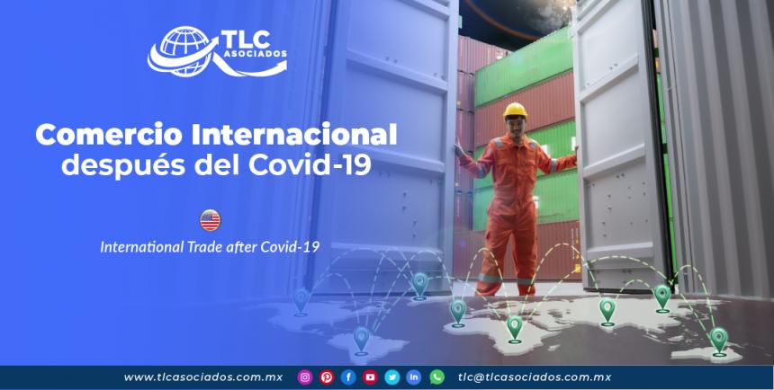 RI18 – Comercio Internacional después del Covid-19/ International Trade after Covid-19