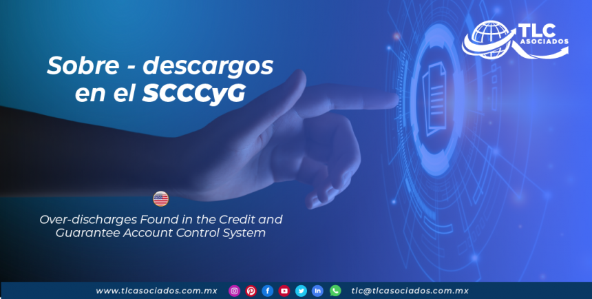 CS17 – Sobre-descargos en el SCCCyG/ Over-discharges Found in the Credit and Guarantee Account Control System