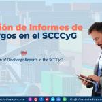 CS18 – Corrección de Informes de Descargos en el SCCCyG/ Correction of Discharge Reports in the SCCCyG