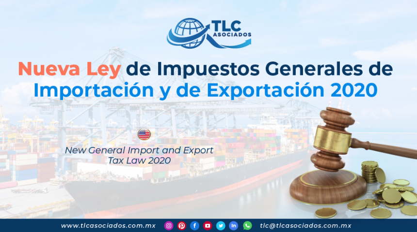 C25 – Nueva Ley de Impuestos Generales de Importación y de Exportación 2020/ New General Import and Export Tax Law 2020