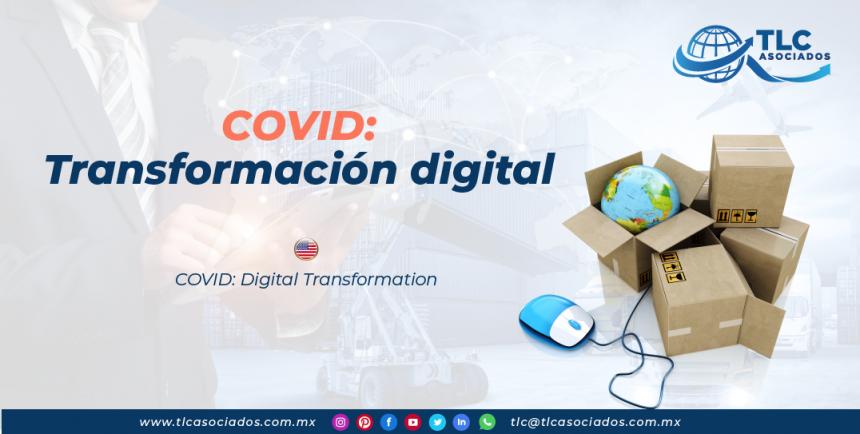 RI24 – COVID: Transformación digital/ COVID: Digital Transformation
