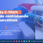 CO28 – Alerta C-TPAT: Aumento de contrabando de narcóticos/ C-TPAT Alert: Increase in Narcotics Smuggling