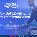 RI27 – Afectación del COVID en la Inversión en Manufactura/ The Effect of COVID on Investment in Manufacturing