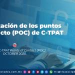 CO29 – Actualización de los puntos de contacto (POC) de C-TPAT/ Updating C-TPAT Points of Contact (POC)
