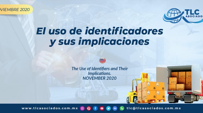 DC6 – El uso de identificadores y sus implicaciones / The Use of Identifiers and Their Implications