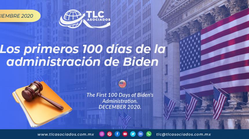 Los primeros 100 días de la administración de Biden/ The First 100 Days of Biden's Administration