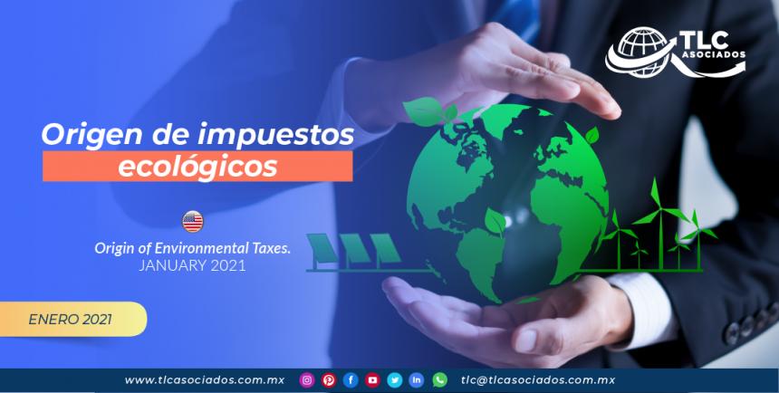 Origen de impuestos ecológicos