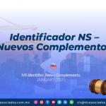 Identificador NS – Nuevos Complementos
