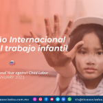 2021: Año Internacional contra el trabajo infantil/ 2021: International Year against Child Labor