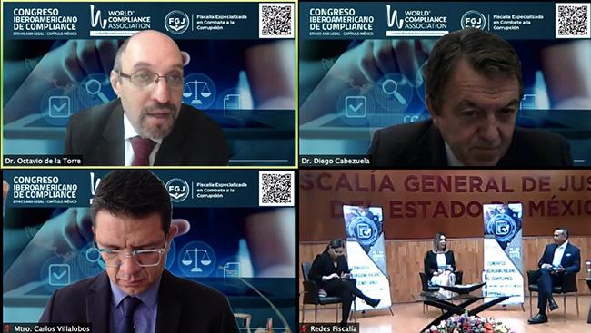 Más de 7 mil personas estuvieron en el Congreso Iberoamericano de Compliance