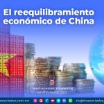 El reequilibramiento económico de China
