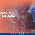 Tributación digital en Asia